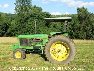 John Deere Tractor; Model 2955; 5276 hours;.SN# L02955G652063
