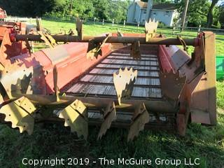 New Holland 185 Manure Spreader; Model# SE50AO600; Serial # 16LA26889;