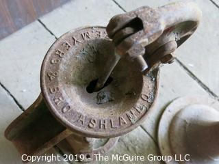 (2) Myers Hand Cranked Water Pumps