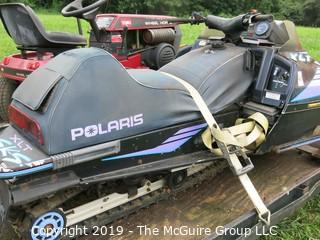1998 Polaris Indy Trail Classic Snowmobile; needs repair