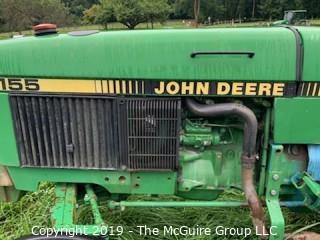John Deere Tractor; Model 2155; 2134 hours
