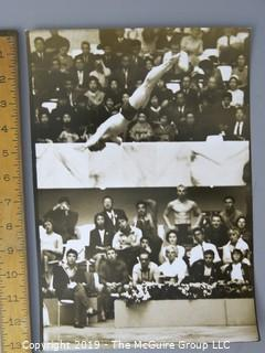 Olympic Diving Competition