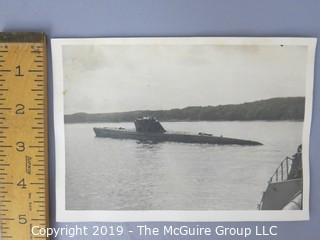 Military Photos: Rear Admiral J. Reeves - including subs off Cuba?