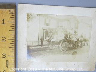 Collection of Early photos including Casino and Massage Parlor