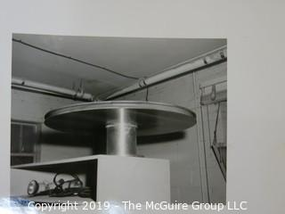 "Collection of 20th c science photos and negatives from ""Sta. Inc"" in Falls Church, VA  http://www.sta-inc.net/"