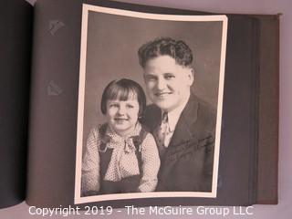 Family Photo Scrapbook