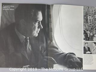 """Mr. President: Richard Nixon""; profile pamphlet"