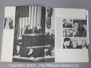 """Mr. President: Richard Nixon""; profile pamphlet"
