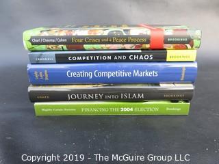 Collection of Hardback Books