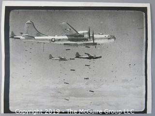 Collection of B&W Photos of U.S.Military Aviation; 20th c
