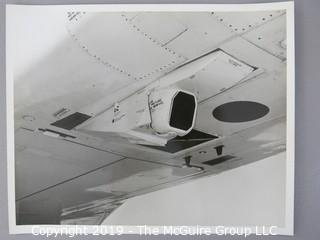 "Collection of 8 x 10"" B&W U.S. Military Aviation Photos including early version of Sea Stallion"