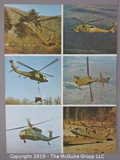 Collection of 8 x 10 Photos of U.S. Military Aircraft