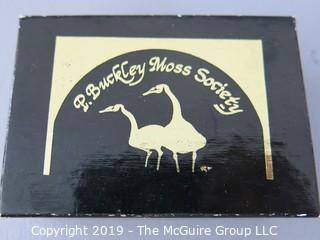 1991 NIB P. Buckley Moss Brooch