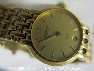 "Ladies Swiss Watch; Raymond Weil; ""Fidelio"""
