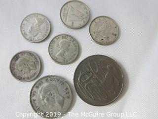Collectible Coinage including Silver