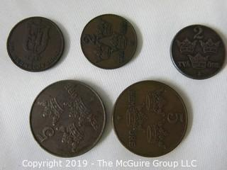 Collectible Foreign Coins