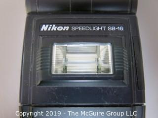 Nikon SB-16 Speedlight