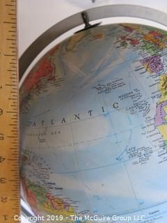 "M-C 3-Axes Floor Stand Globe; 31"" Tall"