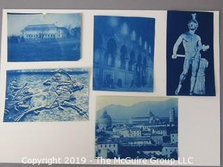 Photos: Historic: Unaccredited: Cyanotypes: Architecture, Cathedrals, Pisa