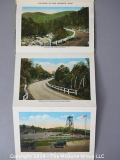Paper: Americana: Post Cards: Mohawk Trail