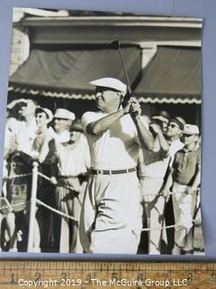 Photo: Historic: Americana: Golfing: Gene Sarazen 1959 by John Croft