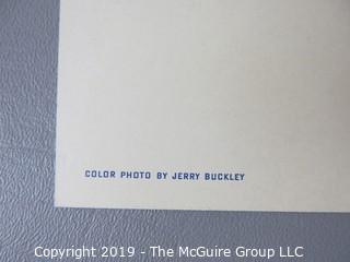 Paper: Print: Photo Facsimiles; Baseball; no original photos or autographs