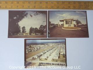 Photo: Historic: Americana: Military: Unaccredited Color Photos of Ft. Jackson, MS