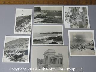 Paper: Photo: Post Cards:  include Santa Cruz, CA