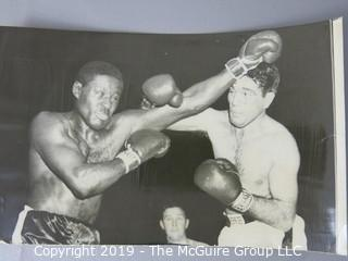 Photo: press credited: Historical; Americana: Boxing; named boxers; see all photos