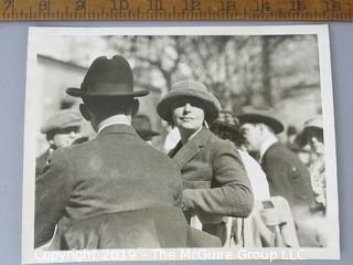 Photo: Historical: Intl. Newsreel Photo: Jane Burr, women's rights 4-6-1923; Paris