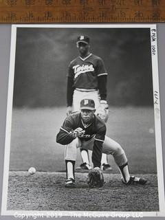 Photo: press credited: Historical; Americana: baseball various players/teams