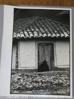 Photo: Unaccredited: Historical; Large Format B&W; Arthur Rickerby; South American trip to Columbia for Life