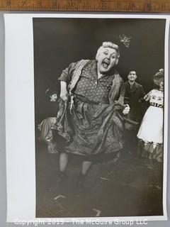 Photo: Rickerby: Historic: Americana: Theater: Life Mag; 1964 believe to be from the musical Maggie May