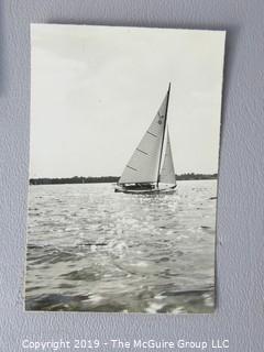 Photos: Historical: Vacation: Sailing