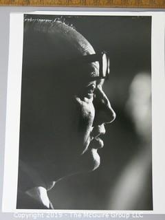 Photo: Large Format B&W: Arthur Rickerby: Historic: Americana: Conn. Congressman John Bailey
