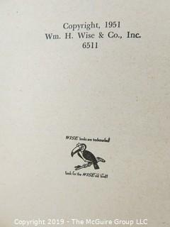 "Book: ""The Wise Fisherman""; 1950's; illustrated"